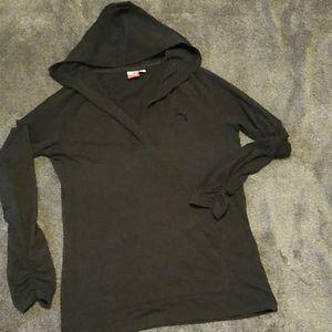 Puma hoodie shirt sport lifestyle.